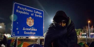 Weiter angespannte Lage an ungarischer Grenze
