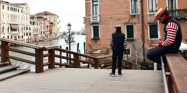 Italien riegelt Norden ab