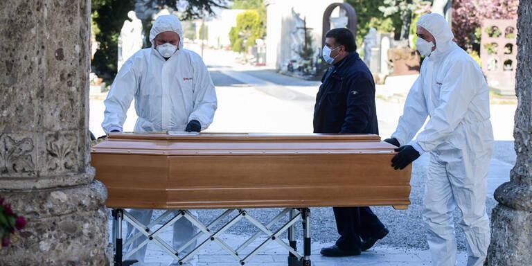 Trauriger Rekord in Italien: 993 Corona-Todesopfer an einem Tag