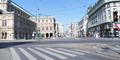 Kärntner Straße Coronavirus Wien