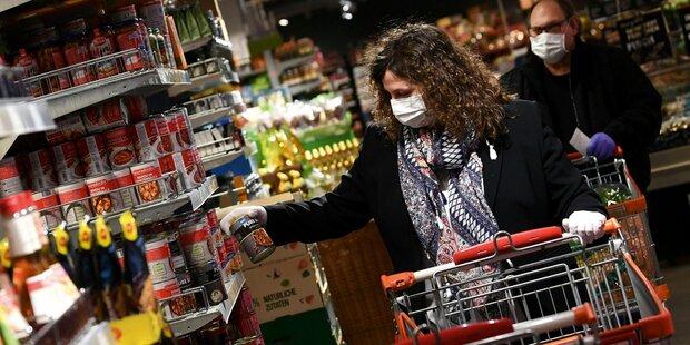 Ab Freitag Maske in allen Shops