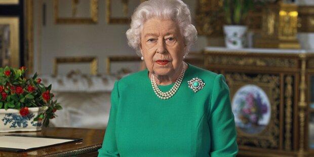 So sieht Quarantäne bei der Queen aus