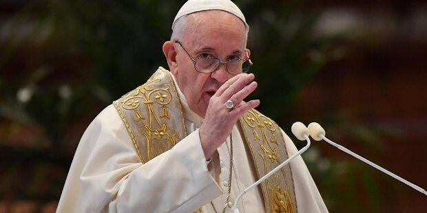 Papst würdigte am Ostermontag Einsatz der Frauen gegen Epidemie