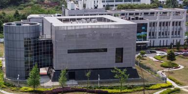 Institut für Virologie Wuhan Viren-Labor