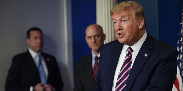 Desinfektionsmittel Trump