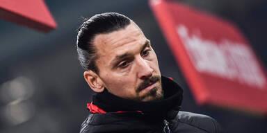 Ibrahimovic - Stürmer von AC Milan