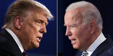US-Wahl 2020 im Live-Ticker | Heute waehlt Amerika - Trump vs Biden - wer gewinnt US-Wahl