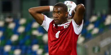 Corona-Alarm in Nations League: Norwegen-Spiel droht Absage - ÖFB-Team vor Gruppensieg | David Alaba