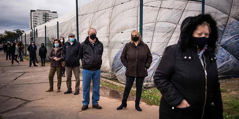 Slowakei verschiebt landesweite Massentests