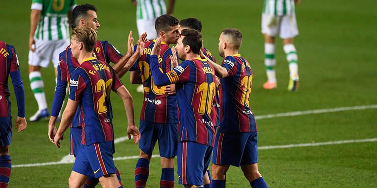 Barcelona-Stars verzichten auf 122 Millionen Euro