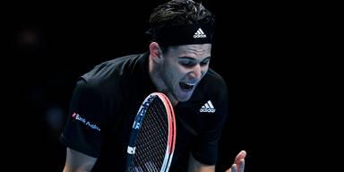 Thiem ATP-Finals Finale gegen Medwedew