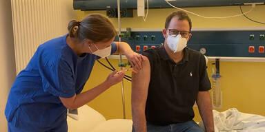 Halbe Million will Impf-Termin
