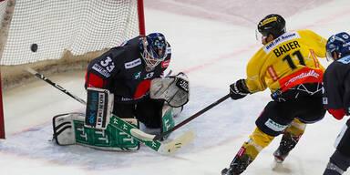 Caps gewinnen nach turbulentem Finish gegen Innsbruck