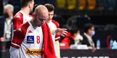 Österreich verlor zweites Spiel bei Handball-WM