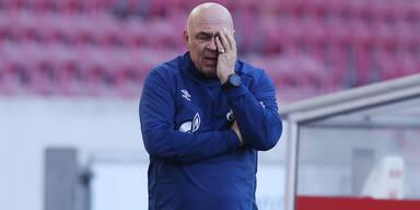 Schalke haut Gross raus