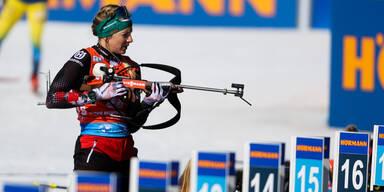 Hauser Biathlon-Weltcup