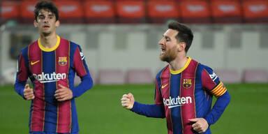 Messi-Rekord