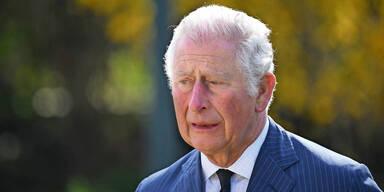 Prinz Charles weint um Vater Philip