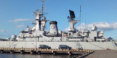 Suchaktion nach vermissten Militär-U-Boot