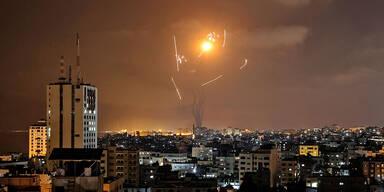 Raketen-Terror gegen Jerusalem