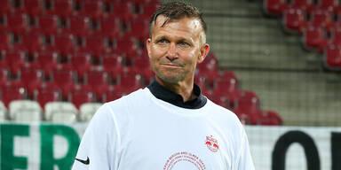 Jesse Marsch Trainer Red Bull Salzburg