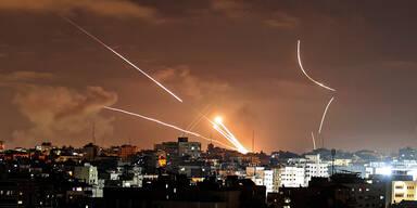 Raketen-Terror gegen Israel