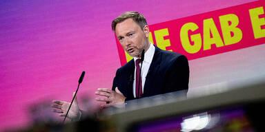 FDP-Vorsitzender Christian Lindner