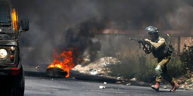 Israelischer Soldat
