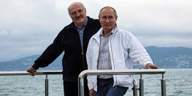 Putin Lukaschenko