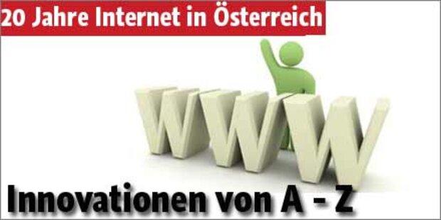 Die WWW-Innovation von A bis Z