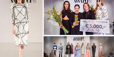 Alina Stanila gewinnt den Designer Award