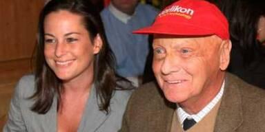 Niki Lauda: Blitz-Hochzeit