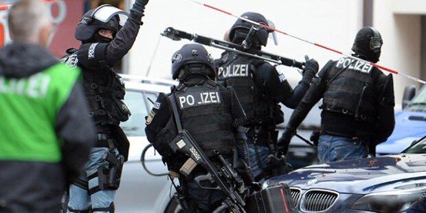 Spezialeinheit stürmt Reichsbürger-Wohnung