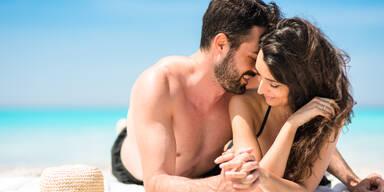 Liebe love beach