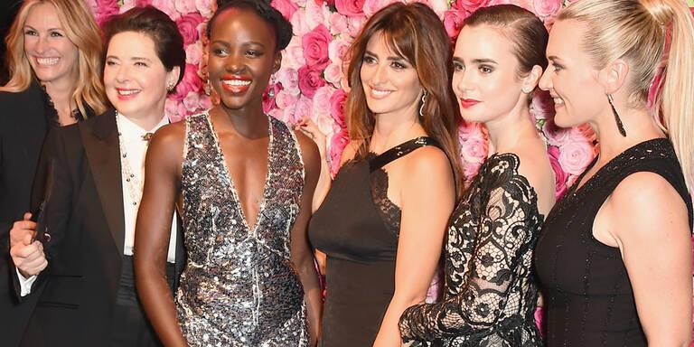 Klassentreffen der Lancôme-Ladies