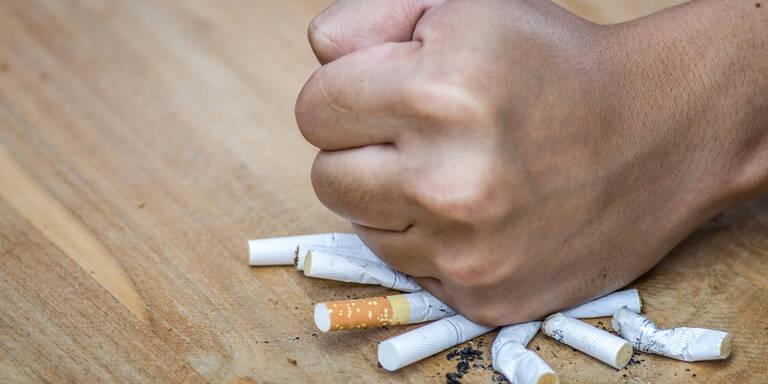 So klappt es mit dem Rauch-Stopp