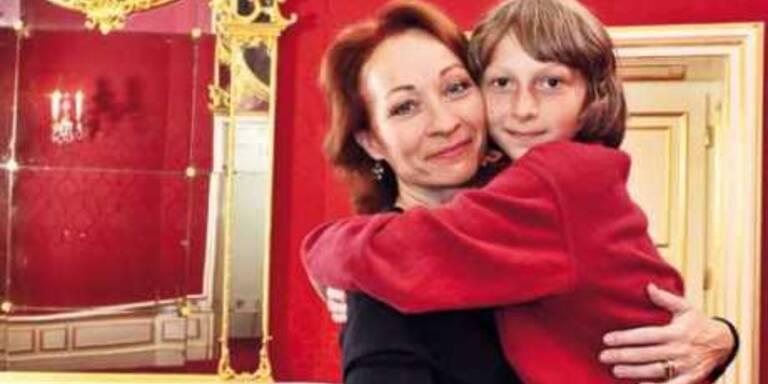 Wenn die Mutter mit dem Sohne...