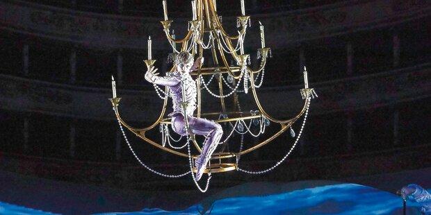 Ovationen für ein Opern-Ereignis