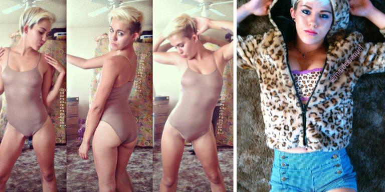 Das ist nicht Miley Cyrus
