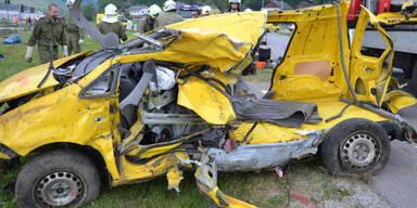Tödlicher Unfall im Bezirk Neunkirchen