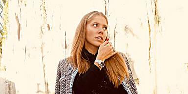 Victoria Swarovski auf Spuren von Lagerfeld
