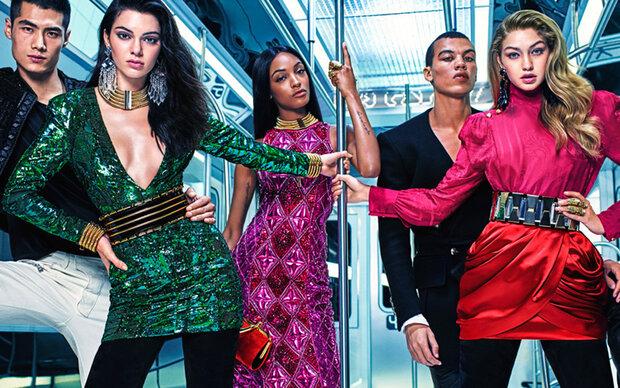 Erste Bilder: Balmain-Kollektion für H&M