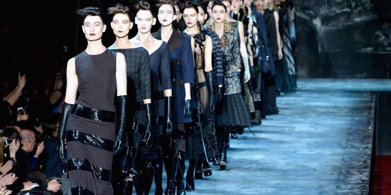 New York Fashion Week in den Startlöchern