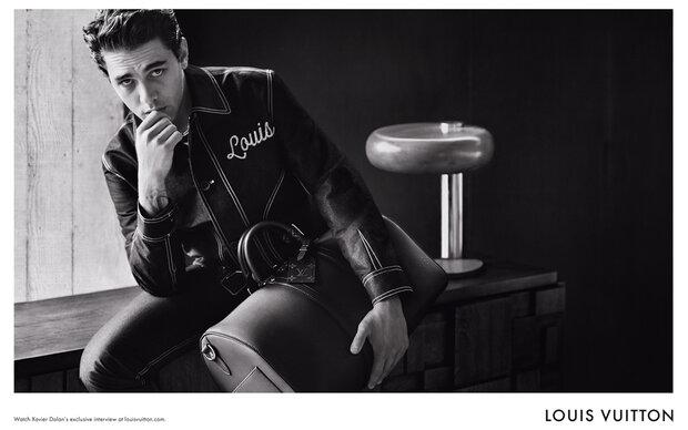 Neue Louis Vuitton Kampagne mit Xavier Dolan