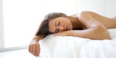 Kopfschmerzen durch schlechten Schlaf