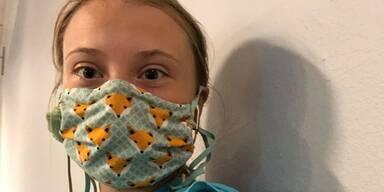 Greta Thunberg hat ihre erste Impfdosis erhalten