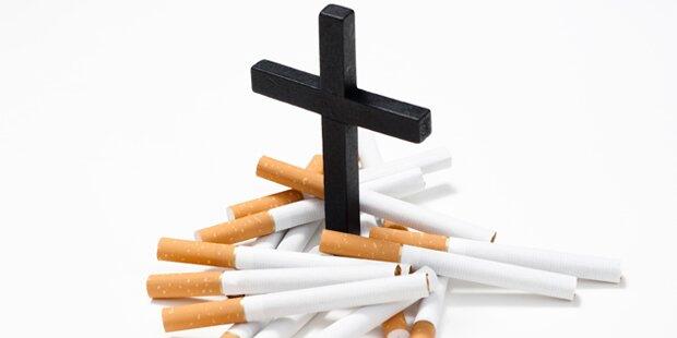 Ab 2030: Jährlich acht Millionen Tabak-Tote