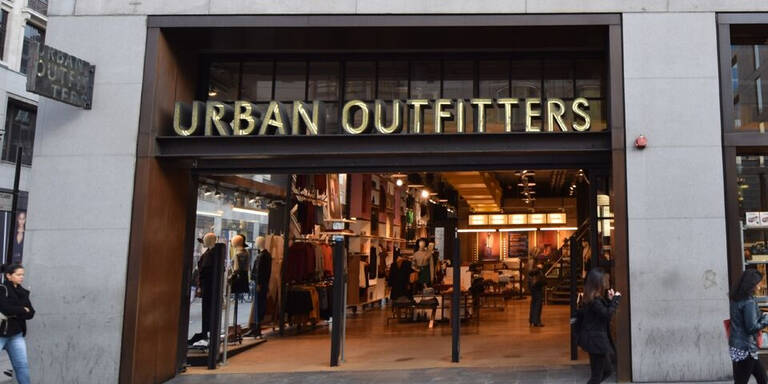 Urban Outfitters eröffnet in Wien
