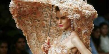 India Fashion Week im Bollywood-Fever