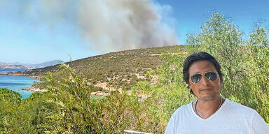 Unser Urlaub in der Feuer-Hölle